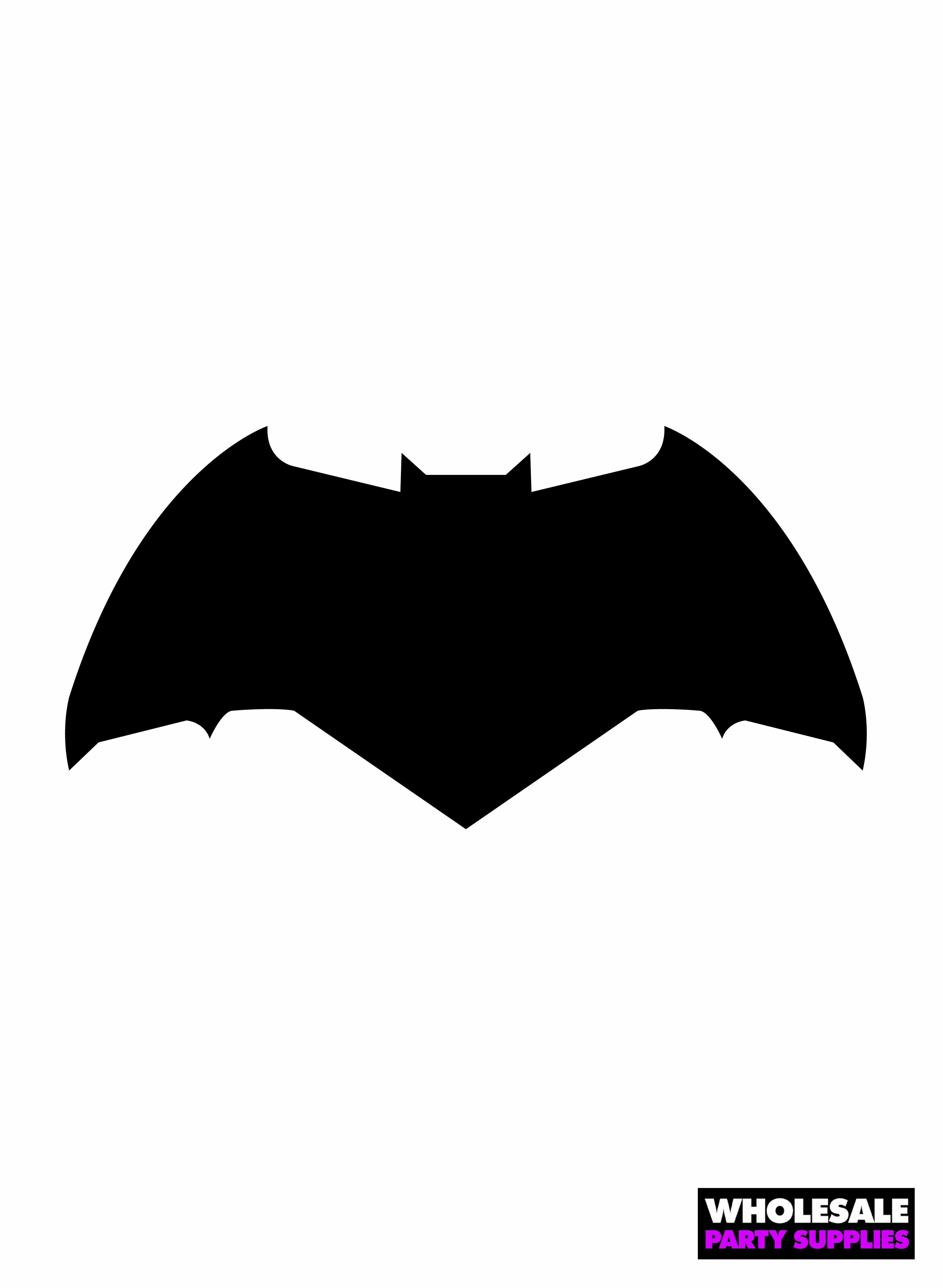 Batman Logo Pumpkin Stencil Fresh Justice League Pumpkin Stencils
