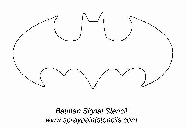 Batman Logo Pumpkin Stencil Luxury 17 Best Images About Template On Pinterest