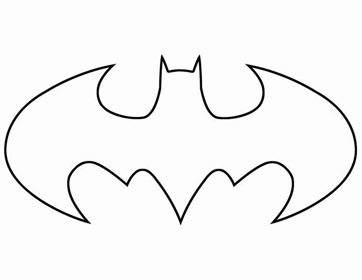 Batman Logo Pumpkin Stencil New 25 Best Ideas About Batman Pumpkin Stencil On Pinterest
