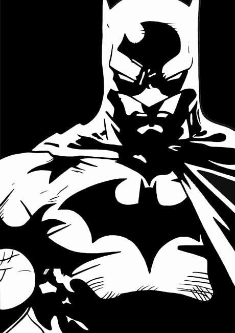 Batman Logo Stencil Beautiful Superhero – Batman 1 Stencils