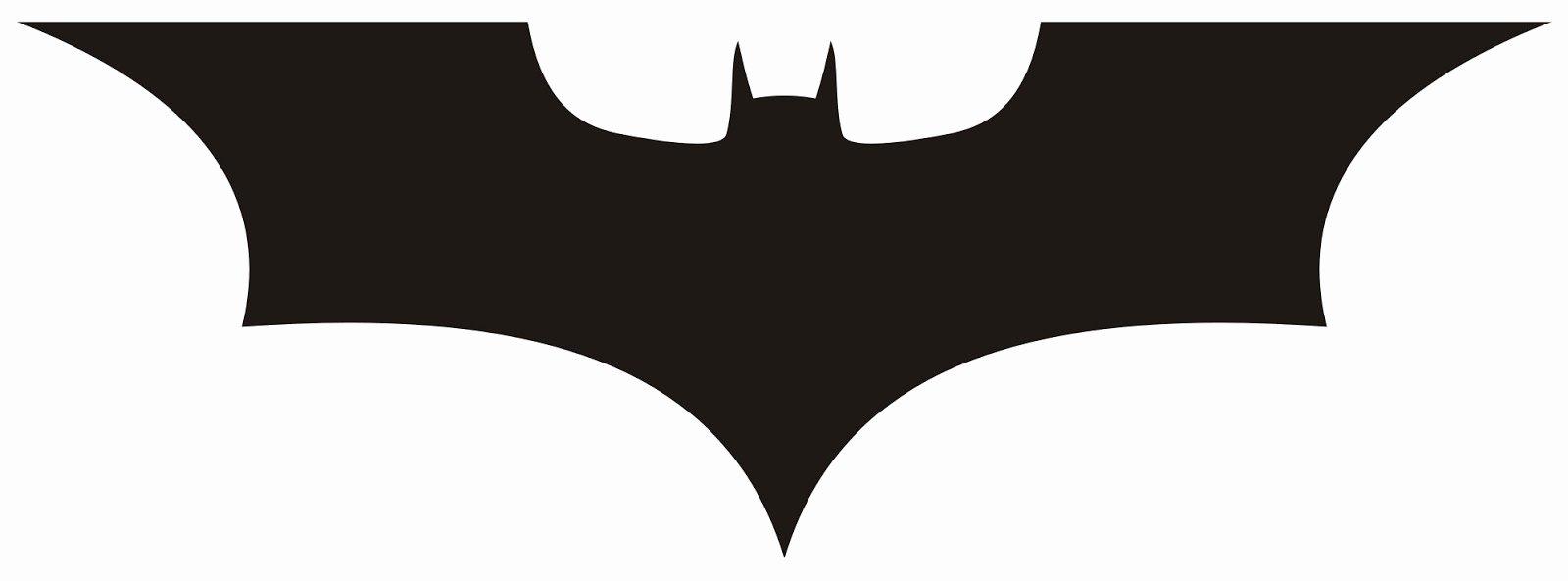 Batman Logo Stencil Elegant Batman Logo 2008 Cliparts