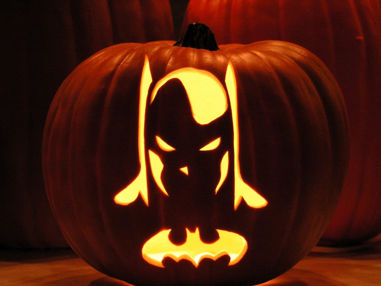 Batman Pumpkin Carving Stencil Awesome the Gallifreyan Gazette Cool Jack O Lanterns