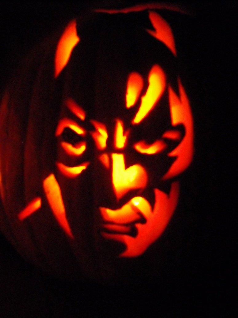 Batman Pumpkin Carving Stencil Best Of Batman Pumpkin by Black Destiny On Deviantart