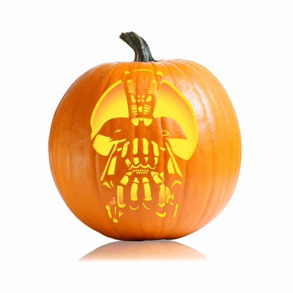 Batman Pumpkin Carving Stencils Luxury Bane Batman Dark Knight Pumpkin Pattern Ultimate Pumpkin
