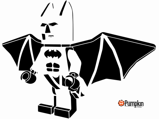 Batman Pumpkin Stencil Awesome Looking for Awesome Pumpkin Patterns You Can Find Easy
