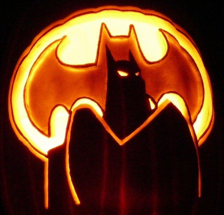 Batman Pumpkin Stencil Beautiful Best 25 Batman Pumpkin Ideas On Pinterest