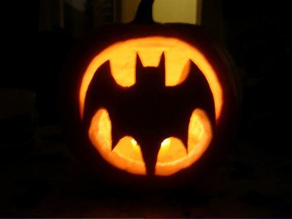 Batman Pumpkin Stencil Free Inspirational top Ten Geeky Pumpkin Carvings