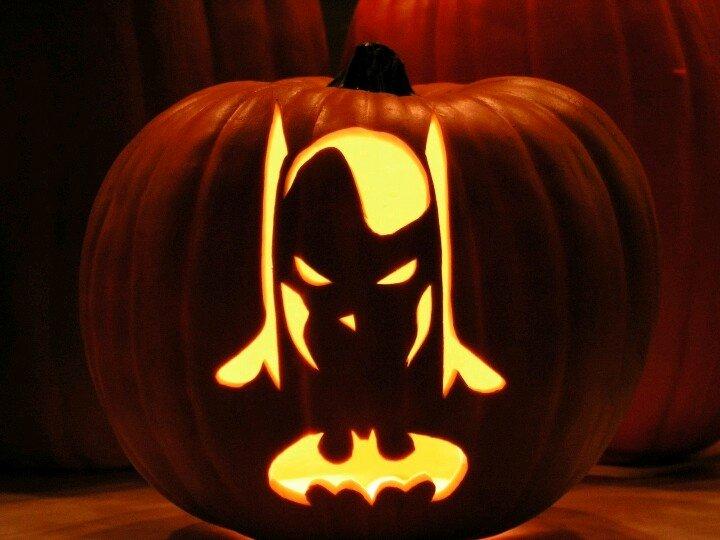 Batman Pumpkin Stencil New Best 25 Batman Pumpkin Carving Ideas On Pinterest