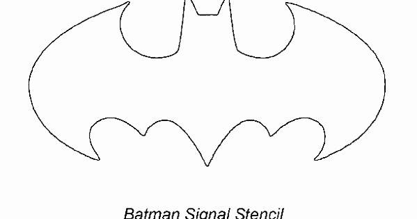 Batman Signal Template Best Of Zlistings Batman