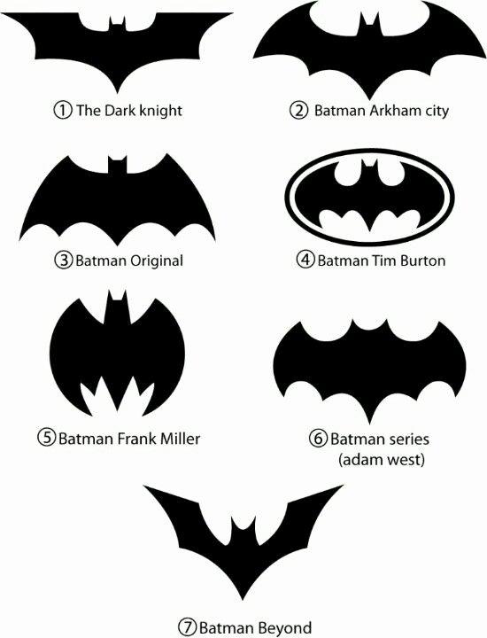 Batman Signal Template Unique 25 Best Ideas About Batman Symbol Tattoos On Pinterest