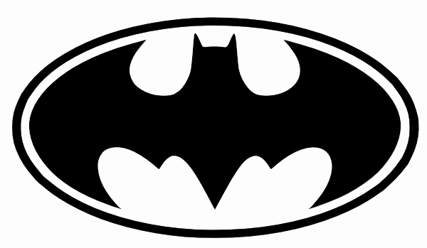 Batman Stencil Art Beautiful How to Draw Batman Logo Step Clip Art Vector Clip Art Online