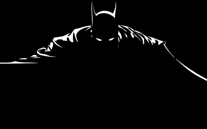 Batman Stencil Art Unique Batman Silhouette Favorite Wallpapers