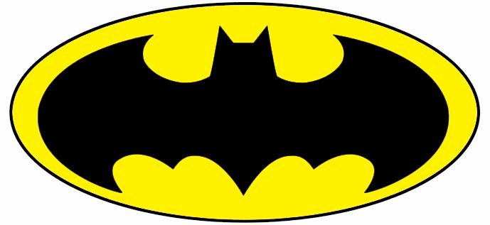 Batman Stencil Printable Inspirational Superhero Stencils and Templates Good for Birthday Cakes