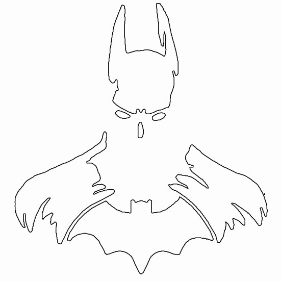 Batman Stencil Printable Luxury 17 Best Images About Batman Template On Pinterest