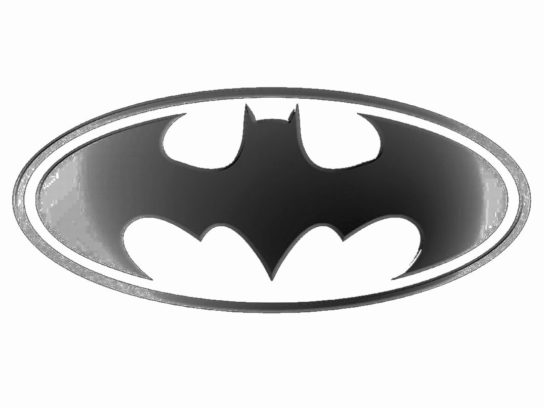 Batman Stencil Printable Unique Batman Symbol Stencil Free Clipart Best