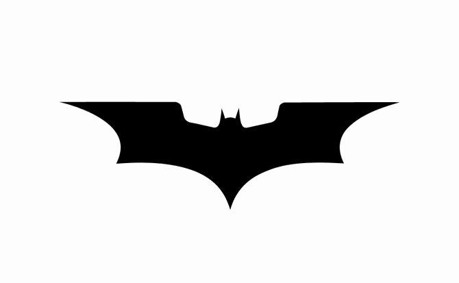 Batman Symbol Pumpkin Stencil Inspirational Batman Logo Halloween Carving Template