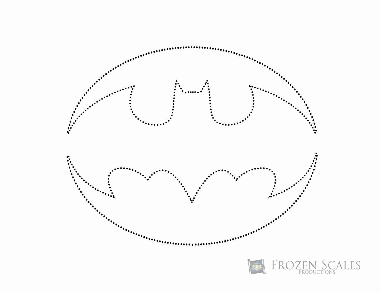 Batman Symbol Pumpkin Stencil Lovely Unavailable Listing On Etsy