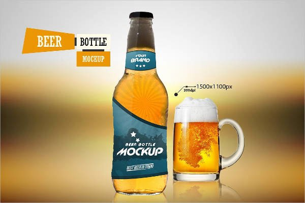 Beer Bottle Neck Label Template Elegant 7 Beer Bottle Label Templates Design Templates