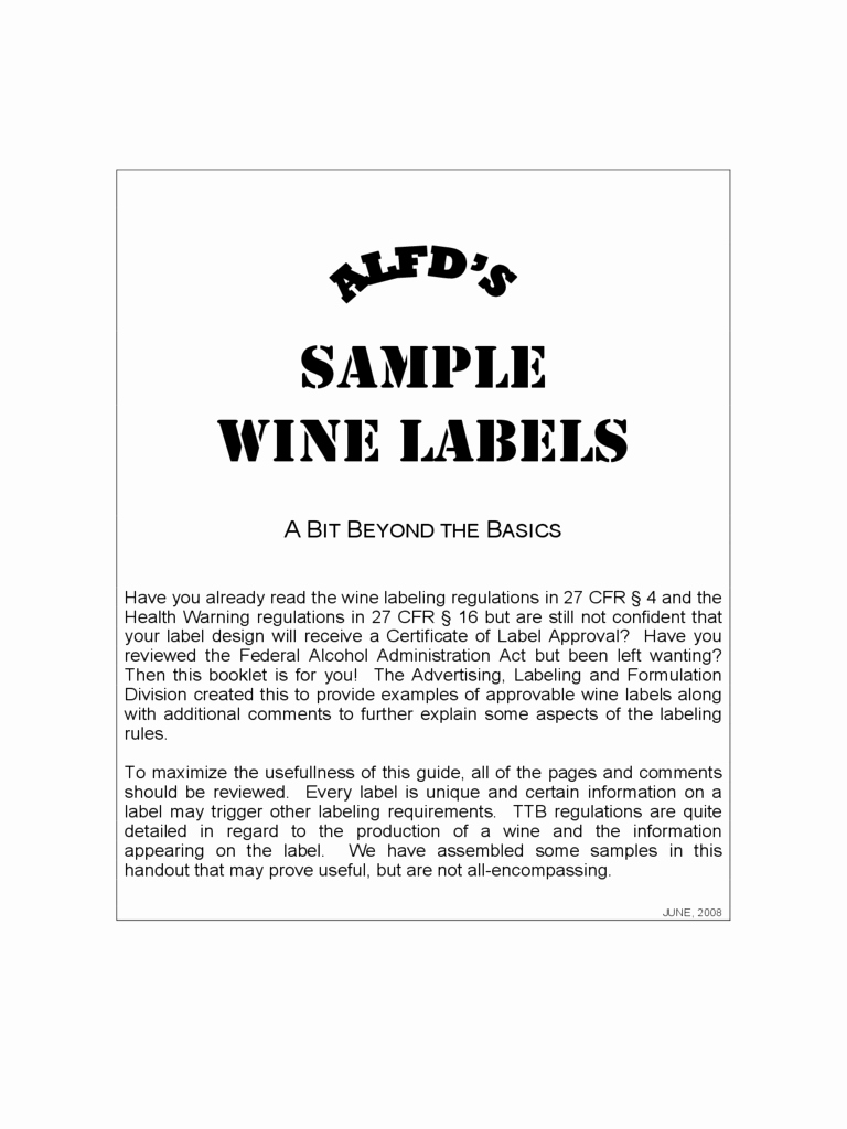 Beer Label Template Word Inspirational Label Template 18 Free Templates In Pdf Word Excel