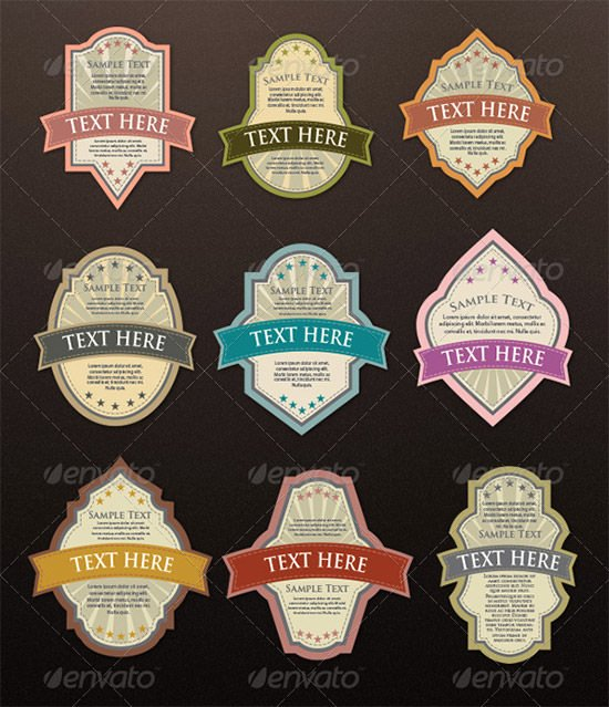 Beer Label Template Word Unique 12 Awesome Printable Label Templates