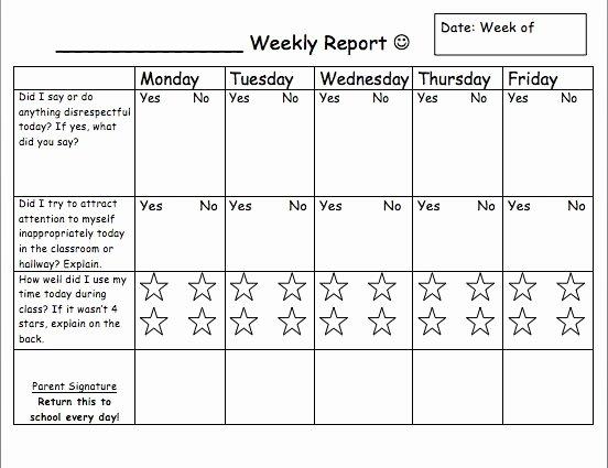 Behavior Plan Template for Elementary Students Elegant Best 25 Individual Behavior Chart Ideas On Pinterest