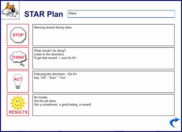 Behavior Plan Template for Elementary Students Lovely School Elementary Behavior Plan 2014 15 Frompo