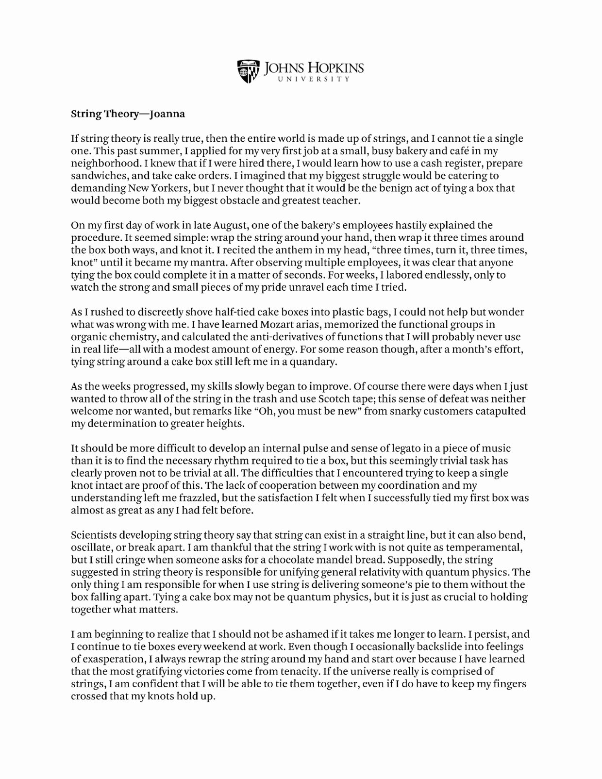 Best Essays Ever Written Awesome Real College Essay 1 Thinglink