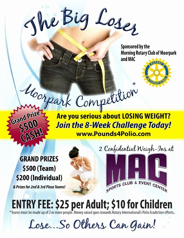 Biggest Loser Contest Flyer Template Elegant Dayinsimivalley & Simivalleynightout the Biggest