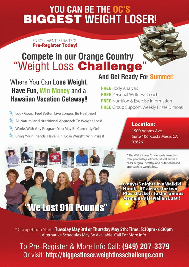 Biggest Loser Contest Flyer Template Lovely 1000 Images About Weight Loss Ads On Pinterest