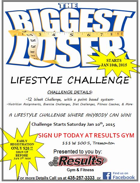 Biggest Loser Contest Flyer Template Luxury Biggest Loser Flyer 2015
