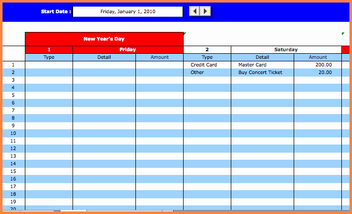 Bill Tracker Excel Template Awesome 11 Bill Tracking Spreadsheet Template