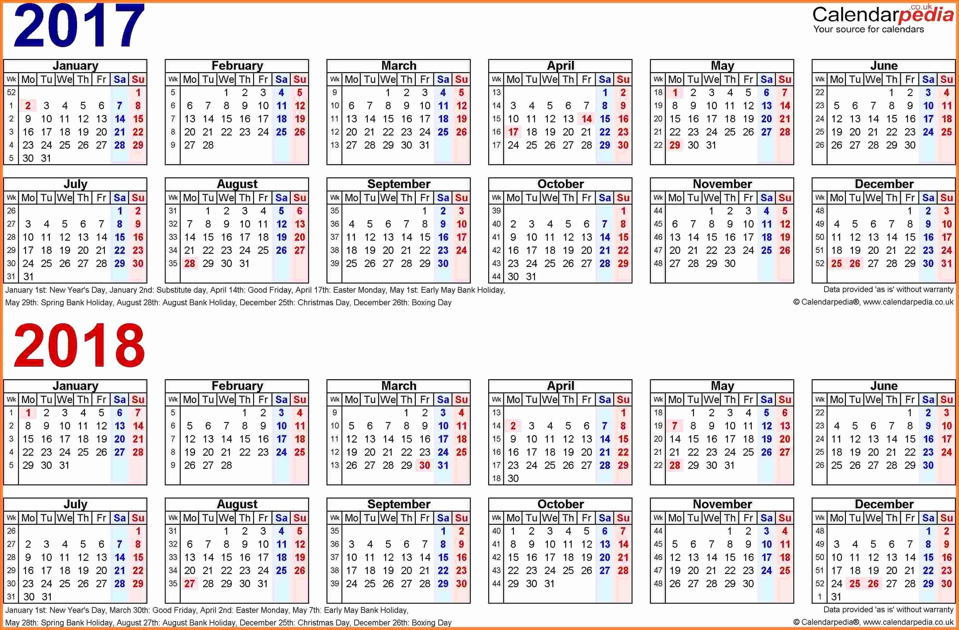 Biweekly Payroll Calendar Template 2017 New 12 Payroll Calendar Template 2017