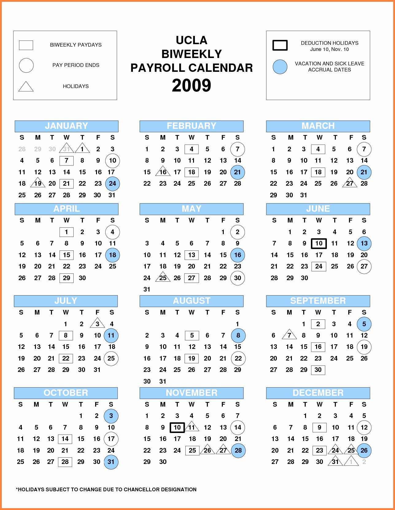 Biweekly Payroll Calendar Template 2019 Unique June 2018 – Page 3 – Template Calendar Design