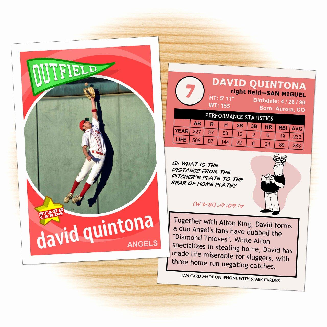 Blank Baseball Card Template Awesome Baseball Card Template Beepmunk