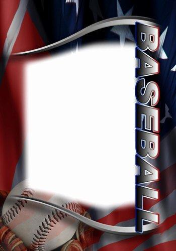 Blank Baseball Card Template Luxury Baseball Templates