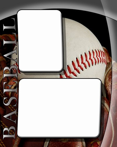 Blank Baseball Card Template Unique Baseball Templates