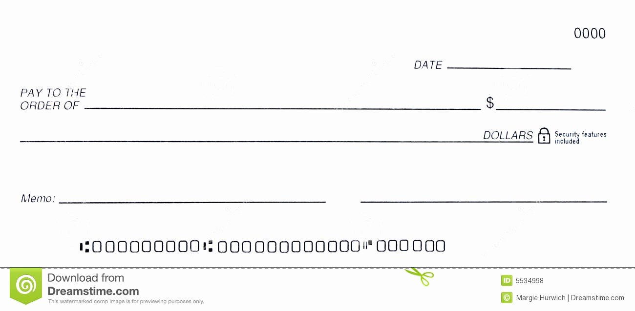 Blank Business Check Template Word Fresh 29 Of Dummy Cheque Template
