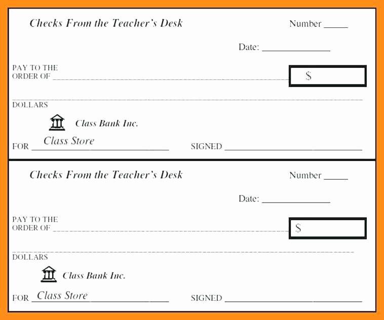 Blank Check Template Editable Fresh 12 13 Blank Cheque Template Editable