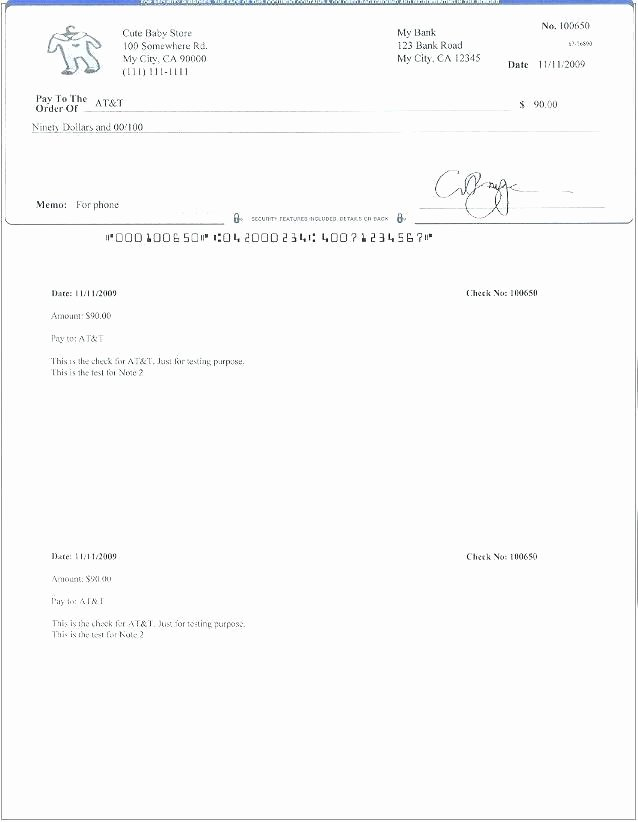 Blank Check Templates for Microsoft Word Best Of Blank Pay Stub Template Word