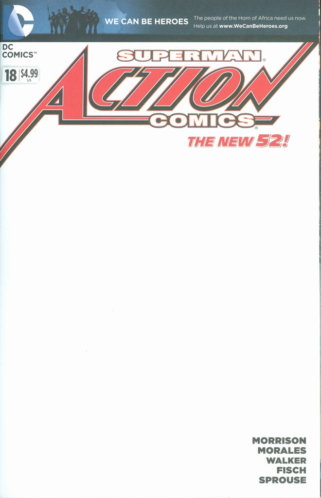 Blank Comic Book Cover Template Elegant Rust Belt Monster Collective Tim S Action Ics 18 Cover