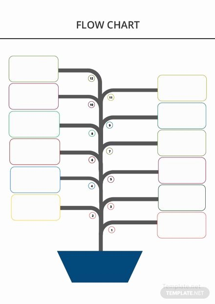 Blank Flow Chart Template for Word New Workflow Diagram Template Download 113 Charts In Word