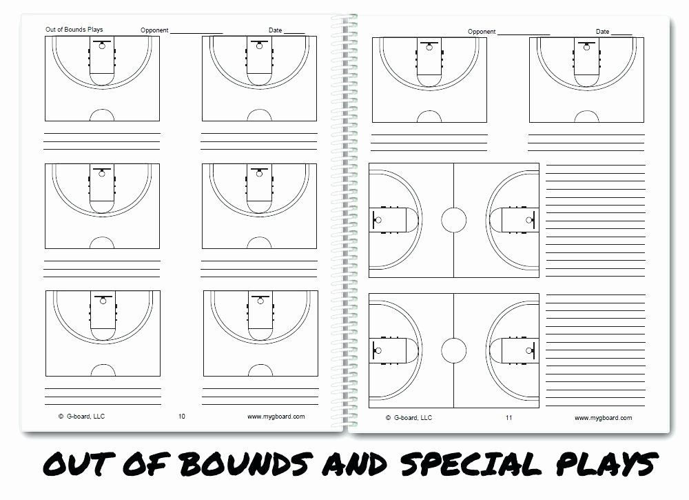 Blank Football Play Sheets Best Of 14 Tear Sheet Template