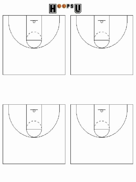 Blank Football Playbook Sheets New Image Result for Blank Basketball Play Sheets Pdf
