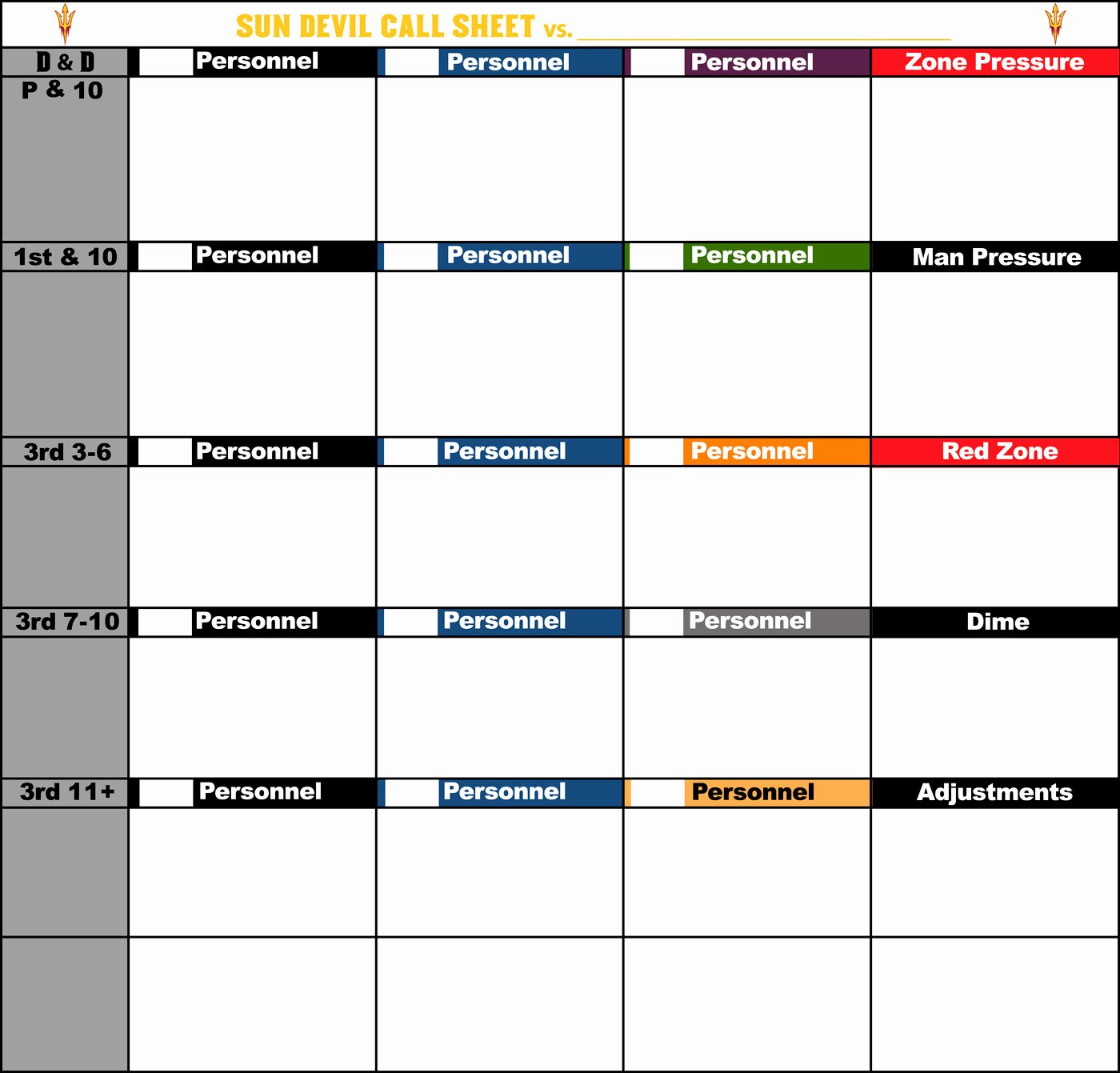 Blank Football Playbook Template Elegant Blank Football Play Sheet Template