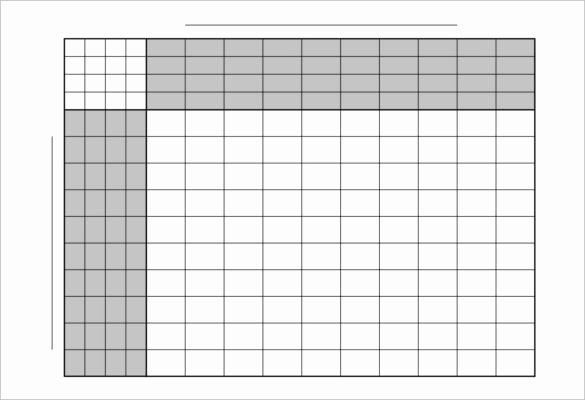 Blank Football Pool Sheets New 19 Football Pool Templates Word Excel Pdf