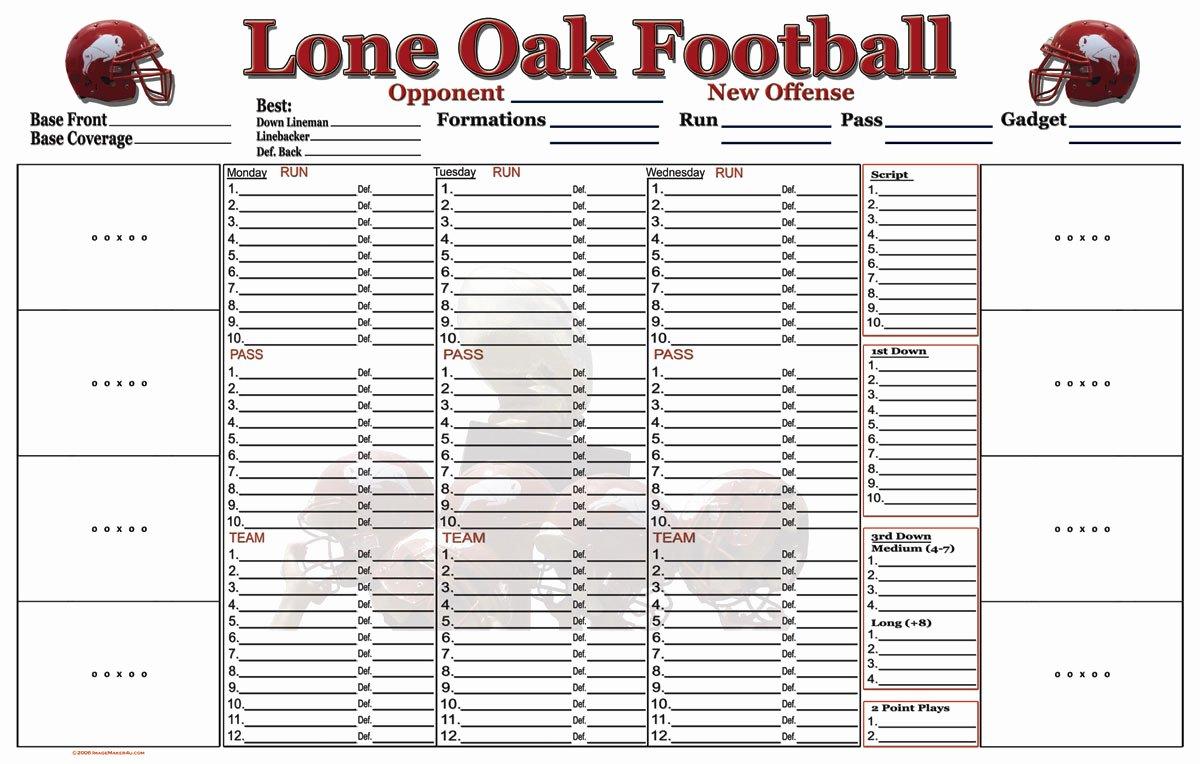 Blank Football Practice Plan Template Elegant 25 Of Usa Football Practice Plan Template