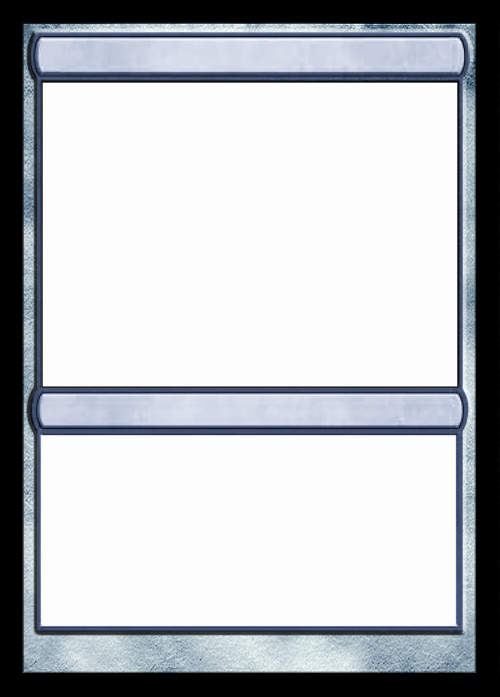 Blank Game Card Template Beautiful Card Background Psd Template Artwork Creativity Mtg