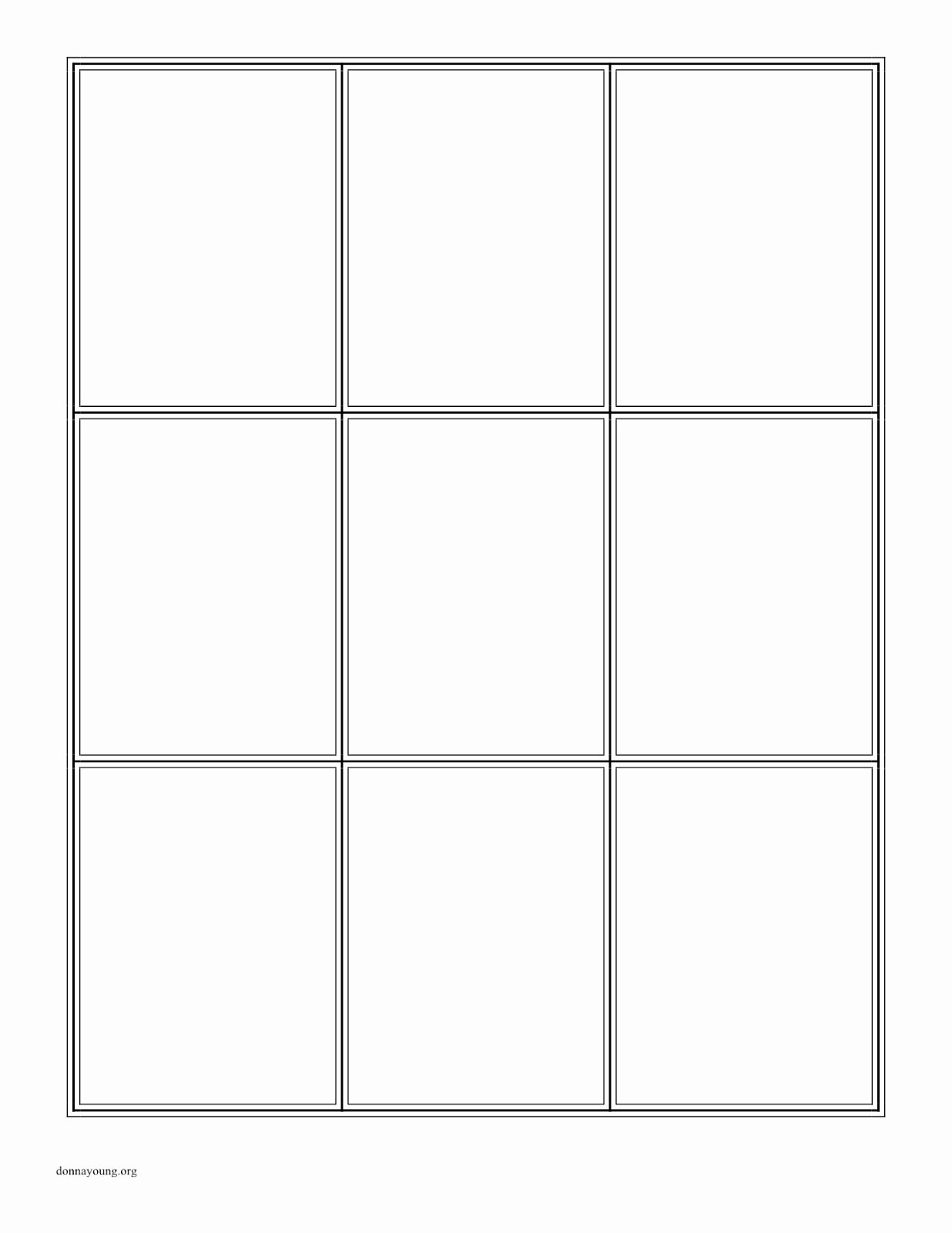 Blank Game Card Template New Sticky Notes and Notebooks Sports All Learners