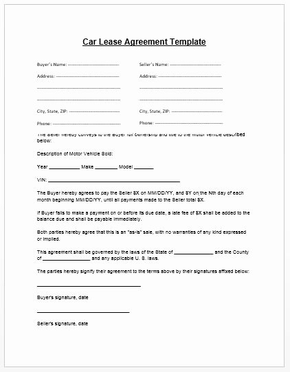 Blank Loan Contract Inspirational Loan Agreement Template