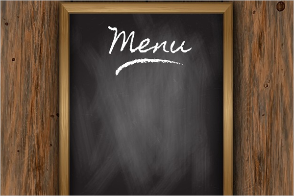 Blank Menu Template Unique 30 Free Menu Templates Free Pdf Word Design Templates